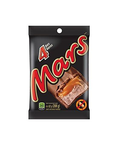 Mars Chocolate 4 Pack 208g
