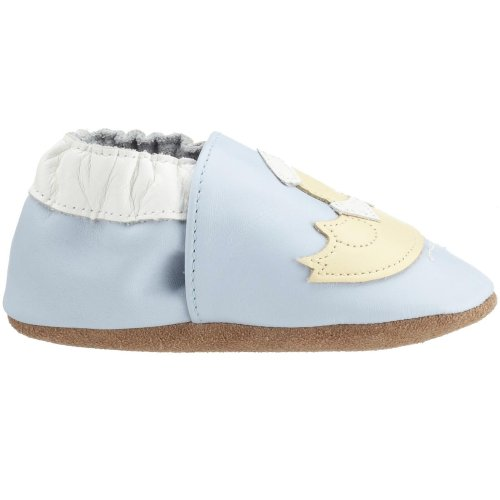 Robeez Infant Boys Duck Baby Blue 12 18 Months Apparel