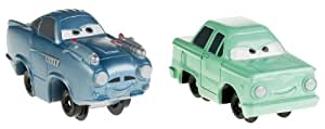 Fisher-Price GeoTrax Disney/PixarCars 2 Petrov Trunkov and Talking Finn McMissile