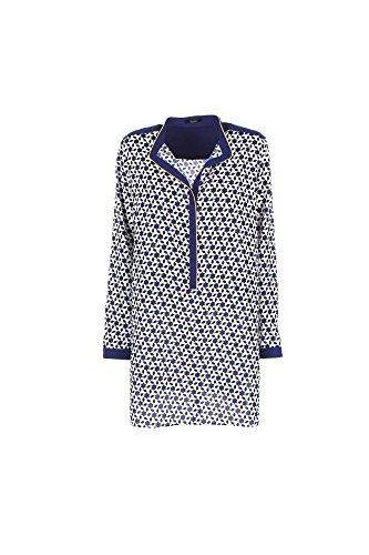Hanita H.T202.1395 Camicia Donna Blu S