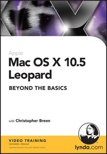Mac Os X 10.5 Leopard Beyond The Basics