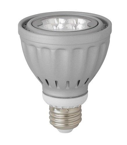 Eti 520253 6.5 -Watt Par20 285Lms 82Cri Dimmable 25- Degree, 25,0000 Hrs E26 Base Led Lamp