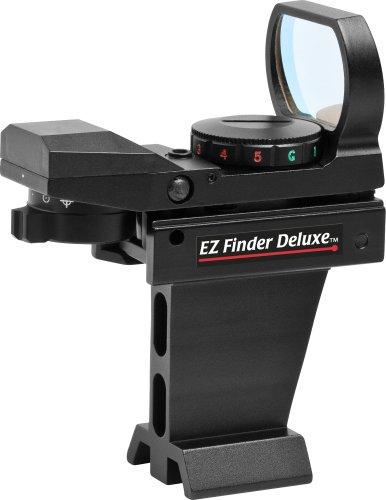 Orion 07231 EZ Finder Deluxe II Telescope Reflex Sight (Black)