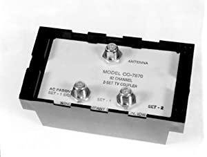 Winegard CC-7870 Antenna Coupler