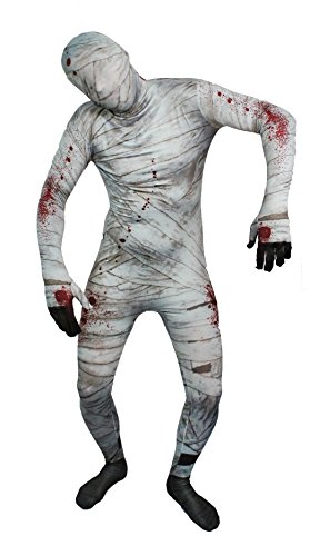 Scary Mummy Full Body Suit