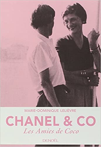 livre Chanel & Co