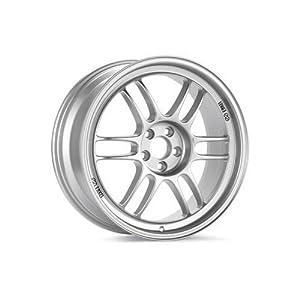 Enkei RPF1 18×9.5 5×114.3 38mm Offset 73mm Bore Silver Wheels – Set of 4