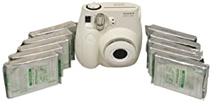 Fujifilm Mini 7 Instant Camera - White