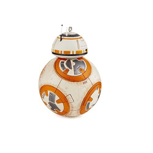"Hallmark Keepsake Star Wars """"The Force Awakens Christmas BB-8 ..."