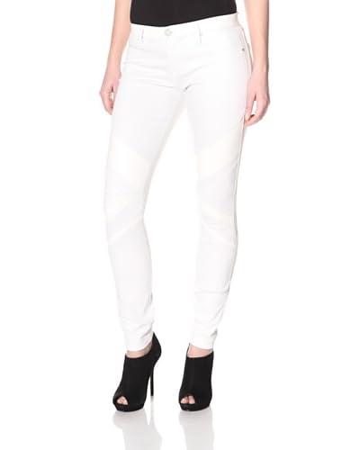 BLANKNYC Women's Screwdriver Skinny  - White/Cream