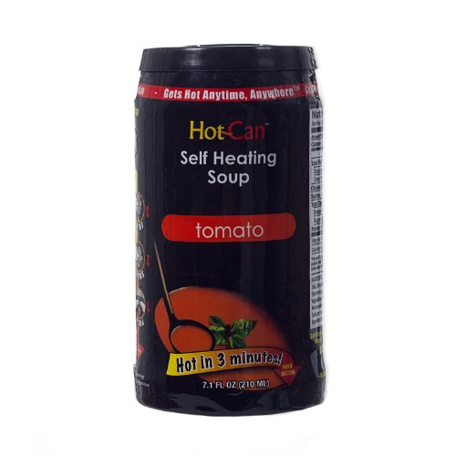Hot-Can Hc111 7.1 Oz Tomato Soup Self Heating Soup (12 Pack)