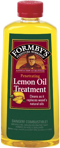 Formbys 300115 Lemon Oil Treatment, 16-Ounce front-6756