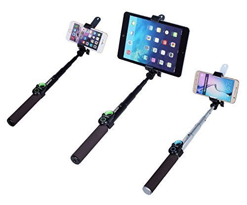 selfie stick cellfiepro tm universal selfie monopod for smartphones ipad mi. Black Bedroom Furniture Sets. Home Design Ideas