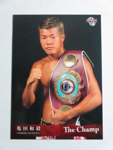 BBM2013ボクシングカードセット「The Champ」《亀田和毅》レギュラーカード27