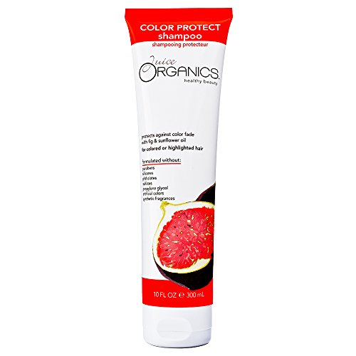 Juice Organics Color Protect Shampoo, Fig, 10.0 fl. oz. (Juice And Beauty Shampoo compare prices)