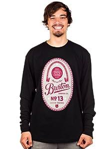 Herren Langarmshirt Burton Microbrew T-Shirt LS