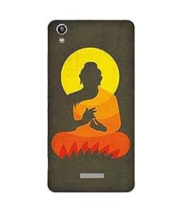 Buddha Sun Lava Pixel V1 Case