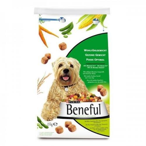Artikelbild: Beneful Wohlfühlgewicht 15 kg, Trockenfutter, Hundefutter