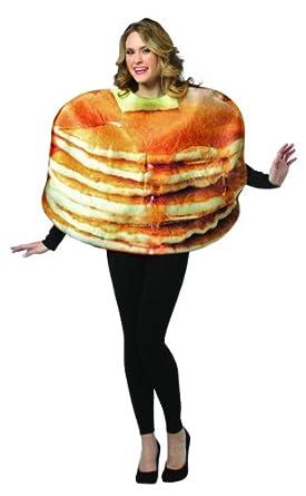 Rasta Imposta Get Real Stacked Pancakes, Brown, One Size