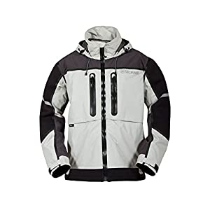 Stormr Fusion Medium Smoke Jacket R710MF-02-M For Harsh Weather ...