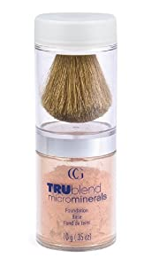 CoverGirl TruBlend Micro Minerals Foundation, Soft Honey 455, 0.35-Ounce Package