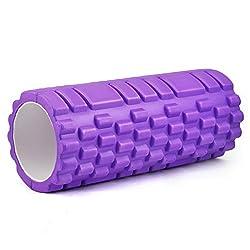 IRIS FITNESS Foam Roller Purple (Large)