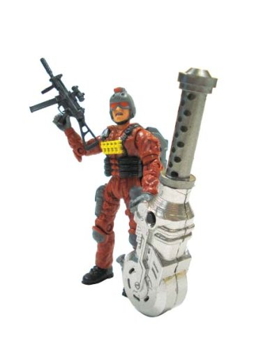 Lanard The Corps Figure with Light & Sound Canon : Color may vary - 1