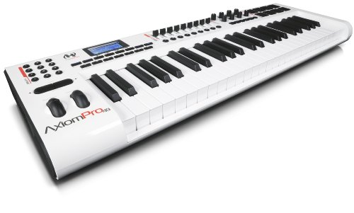M-Audio Axiom Pro 49 Advanced 49-Key USB MIDI Controller with HyperControl Technology