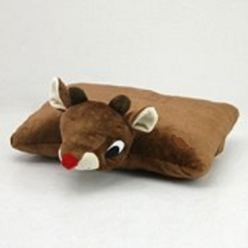 Rudolph the Red Nosed Reindeer Plush Pillow Pet