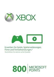 Xbox Live - 800 Microsoft Points - [Xbox 360]