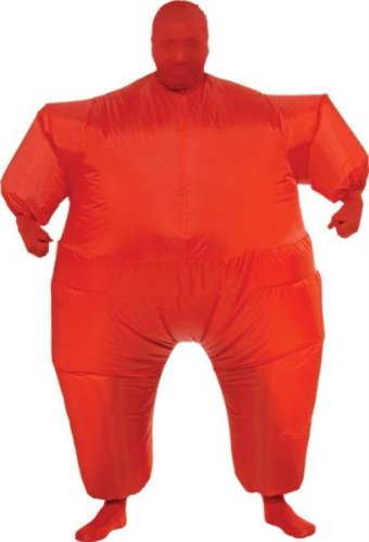 Infl8 Costume - Standard - Chest Size 46 (Green Morph Mask)