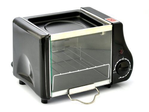 "Mini Electric Toaster Oven ""Crunchy"" Best Price"