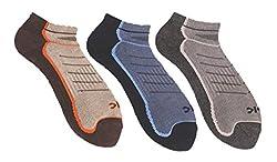 Killer Men's Cotton Socks (Pack of 3 Socks)