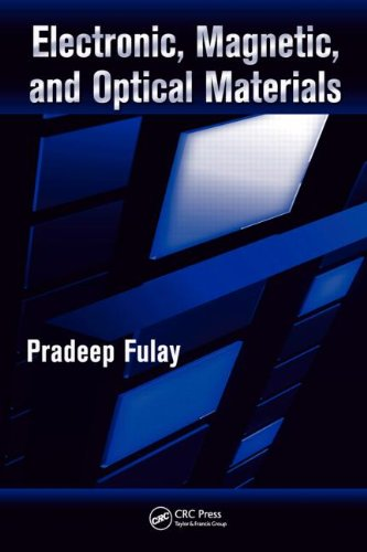 Electronic, Magnetic, and Optical Materials (Advanced...