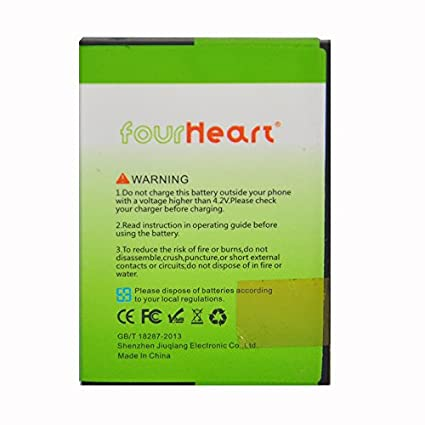 Fourheart-D-X1-1380mAh-Battery-(For-BlackBerry-Bold-9650)
