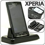 サンコー CRADLE FOR XPERIA CREXP2BK