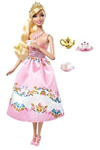 Barbie Princess Tea Party Barbie Doll