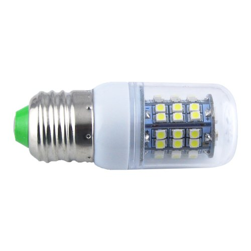 Thg High Quality Ten Pieces Cool White Evenly E27 Equivalent Halogen 40W 48 Smd 3528 Led 280Lm Corn Light Spotlight Lamp Bulb Lighting