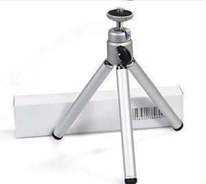 Xinte caméra Mini- trépied pour appareil photo numérique Couleur Argent