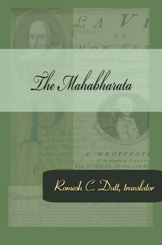 Maha-bharata: The Epic of Ancient India