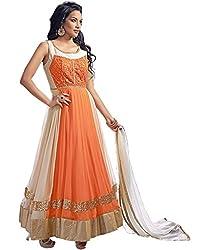 Surbhi Fashion-SDAF-16-Designer Semi Stitched Dress Material