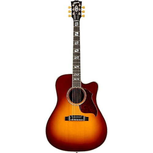 Gibson Acoustic Songwriter Cutaway Progressive SSCDPNGH1 - Guitarra acústica, color heritage sunburst