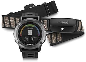 Garmin fenix 3 Multisport Training GPS Watch with HRM