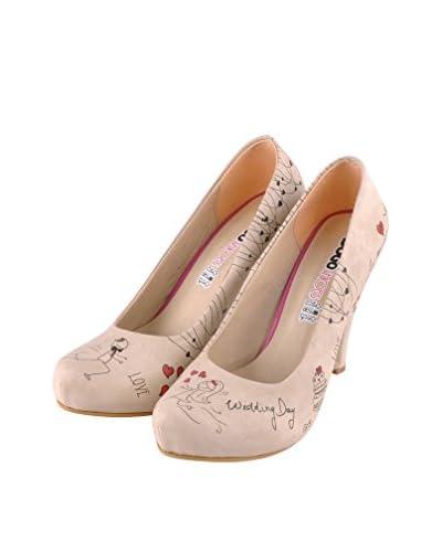 Dogo Zapatos de Tacón Alto Just Married