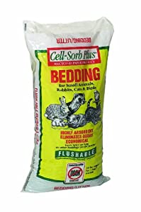 Cell Sorb Plus Small Pet Bedding 28 Qt