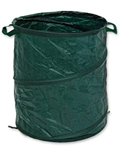 40 Gallon Pop-Up Leaf Bag - Temporary Trash Bin