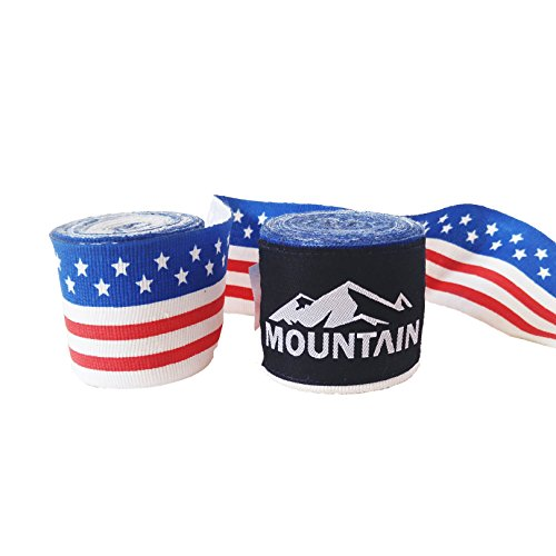 USA Flag Quality Hand Wraps, 180