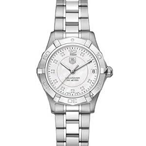 TAG Heuer Women's WAF1312.BA0817 Aquaracer Quartz Watch