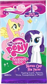 My Little Pony Friendship is Magic Enterplay Trading Card Fun Pack - 1
