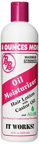 BB Oil Moisturizer, Hair Lotion
